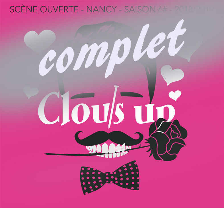 CLOUSUP complet rose web
