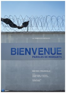 Bienvenue ! Paroles de migrants